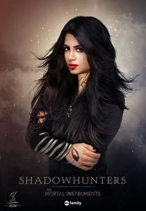 Shadowhunters - Caçadores de Sombras (2ª Temporada) - Poster / Capa / Cartaz - Oficial 6