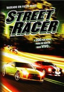 Street Racer - Velocidade Marginal - Poster / Capa / Cartaz - Oficial 1