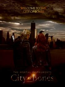 Os Instrumentos Mortais: Cidade dos Ossos - Poster / Capa / Cartaz - Oficial 5