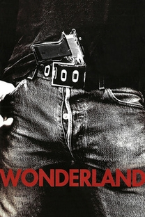 Crimes em Wonderland - Poster / Capa / Cartaz - Oficial 6