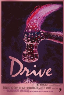 Drive - Poster / Capa / Cartaz - Oficial 29