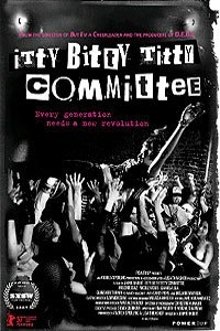 Itty Bitty Titty Committee - Poster / Capa / Cartaz - Oficial 3
