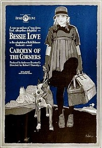 Carolyn of the Corners - Poster / Capa / Cartaz - Oficial 1