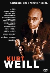 Kurt Weill - Poster / Capa / Cartaz - Oficial 1