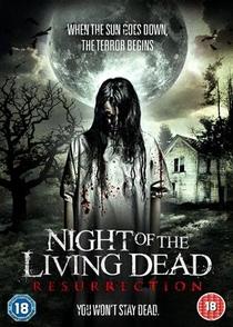 A Noite dos Mortos-Vivos: Ressurreição - Poster / Capa / Cartaz - Oficial 3