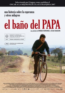O Banheiro do Papa - Poster / Capa / Cartaz - Oficial 5