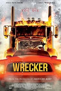 Wrecker - Poster / Capa / Cartaz - Oficial 1