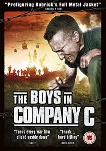 Os Rapazes da Companhia C - Poster / Capa / Cartaz - Oficial 4