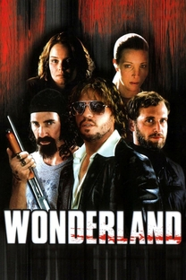Crimes em Wonderland - Poster / Capa / Cartaz - Oficial 7