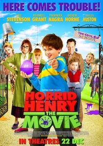 Henry O Terrível – O Filme - Poster / Capa / Cartaz - Oficial 2