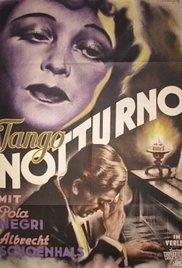 Tango Noturno - Poster / Capa / Cartaz - Oficial 1