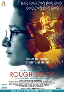Rough Book - Poster / Capa / Cartaz - Oficial 1