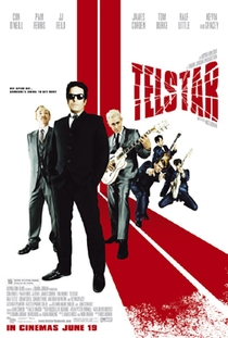 Telstar - Poster / Capa / Cartaz - Oficial 1