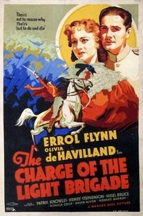 A Carga da Brigada Ligeira - Poster / Capa / Cartaz - Oficial 4