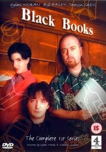 Black Books (1ª Temporada) - Poster / Capa / Cartaz - Oficial 2