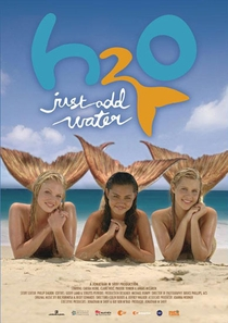 H2O: Meninas Sereias (1ª temporada) - Poster / Capa / Cartaz - Oficial 1