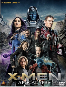 X-Men: Apocalipse - Poster / Capa / Cartaz - Oficial 26