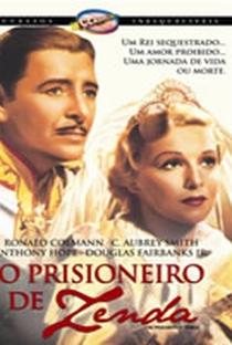 O Prisioneiro de Zenda  - Poster / Capa / Cartaz - Oficial 2