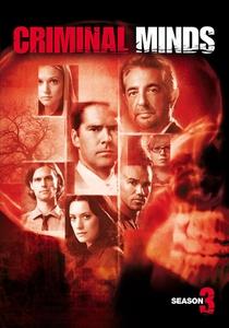 Mentes Criminosas (3ª Temporada) - Poster / Capa / Cartaz - Oficial 1