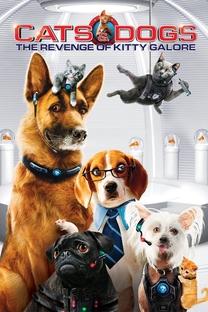 Como Cães e Gatos 2: A Vingança de Kitty Gallore - Poster / Capa / Cartaz - Oficial 11