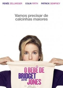 O Bebê de Bridget Jones - Poster / Capa / Cartaz - Oficial 3
