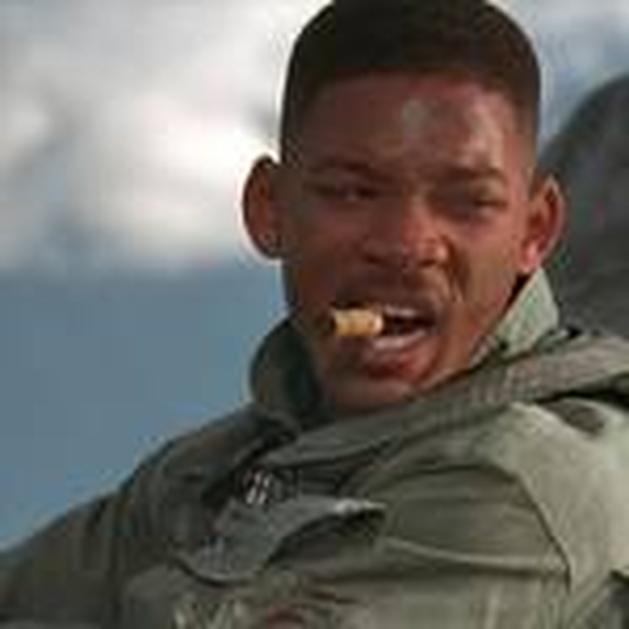 Will Smith não estará em continuação do filme Independence Day