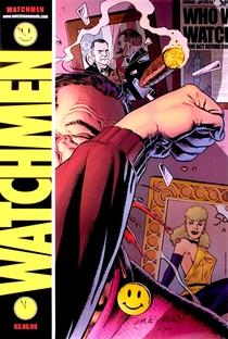 Watchmen: O Filme - Poster / Capa / Cartaz - Oficial 9