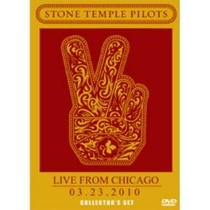 Stone Temple Pilots Live in Chicago - Poster / Capa / Cartaz - Oficial 1