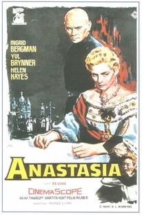 Anastasia, a Princesa Esquecida - Poster / Capa / Cartaz - Oficial 3