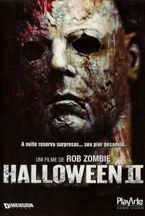 Halloween 2 - Poster / Capa / Cartaz - Oficial 2