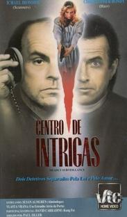 Centro de Intrigas - Poster / Capa / Cartaz - Oficial 1