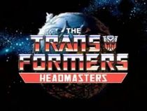 Transformers: The Headmasters - Poster / Capa / Cartaz - Oficial 1