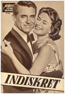 Indiscreta - Poster / Capa / Cartaz - Oficial 4