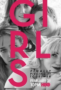 Girls (5ª Temporada) - Poster / Capa / Cartaz - Oficial 1