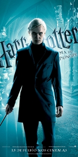 Harry Potter e o Enigma do Príncipe - Poster / Capa / Cartaz - Oficial 26