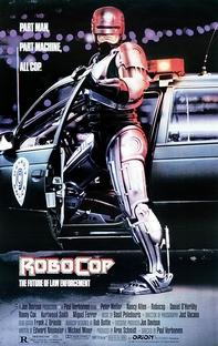 RoboCop - O Policial do Futuro - Poster / Capa / Cartaz - Oficial 1