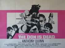 A Morte do Chefão - Poster / Capa / Cartaz - Oficial 4
