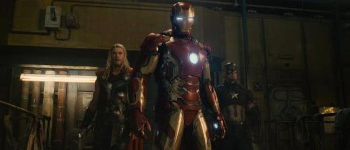 Cinema: Vingadores - Era de Ultron