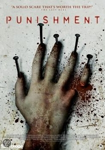 Punishment - Poster / Capa / Cartaz - Oficial 1