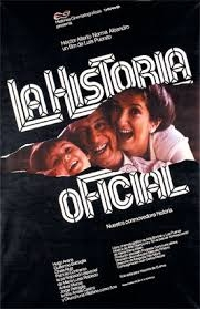 A História Oficial - Poster / Capa / Cartaz - Oficial 4
