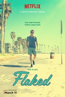 Flaked (1ª Temporada) - Poster / Capa / Cartaz - Oficial 1