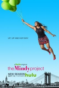 Projeto Mindy (4ª Temporada) - Poster / Capa / Cartaz - Oficial 1