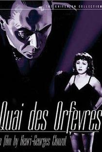 Crime em Paris - Poster / Capa / Cartaz - Oficial 3