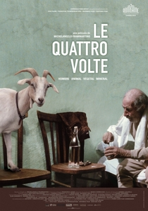 As Quatro Voltas - Poster / Capa / Cartaz - Oficial 1