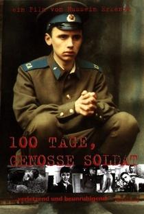 100 Dias antes do comando - Poster / Capa / Cartaz - Oficial 1