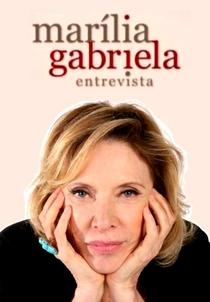 Marília Gabriela Entrevista - Poster / Capa / Cartaz - Oficial 1
