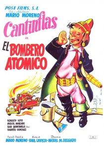 Bombeiro Atômico - Poster / Capa / Cartaz - Oficial 1