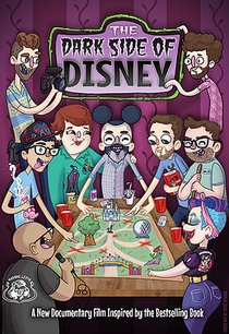 O Lado Negro Da Disney - Poster / Capa / Cartaz - Oficial 1