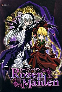 Rozen Maiden (1ª Temporada) - Poster / Capa / Cartaz - Oficial 17