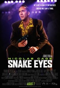 Olhos de Serpente - Poster / Capa / Cartaz - Oficial 4